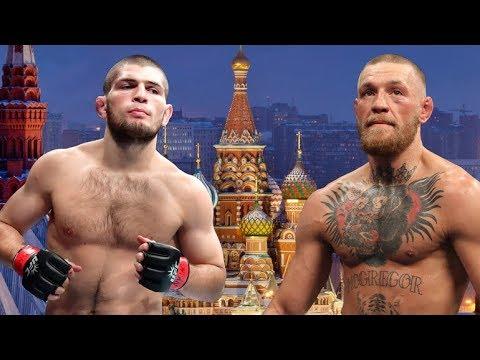 Conor McGregor Vs. Khabib Nurmagomedov UFC 229 - FIGHT OF THE CENTURY