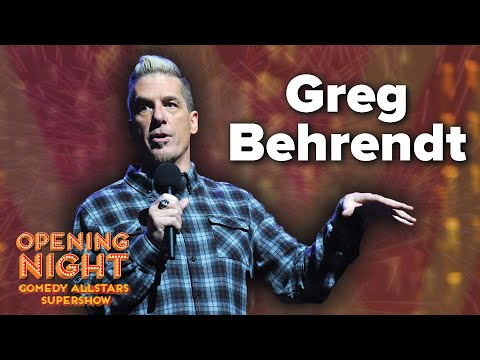 Greg Behrendt - 2015 Opening Night Comedy Allstars Supershow