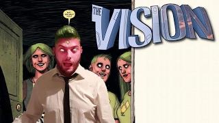 La Visión, de Tom King y Gabriel Hernández Walta | VIDEORESEÑA