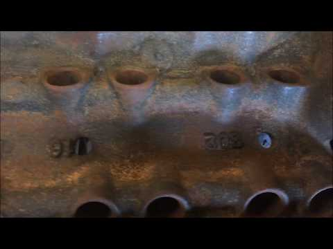 289 and 302 ford casting and date codes