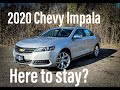2020 Chevrolet Impala - FULL Walk Around and Review - Could it be the last year?