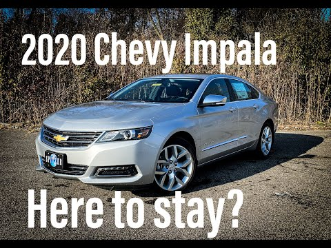 2020 Chevrolet Impala Full Walk Around And Review Could It Be
