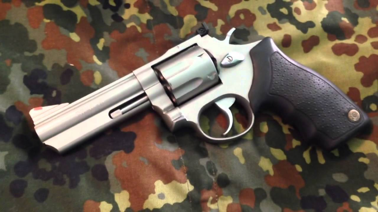 Taurus Model 66 Review Youtube