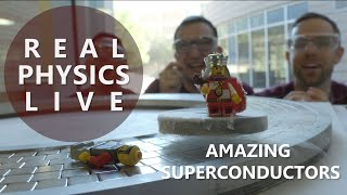 Amazing Superconductors