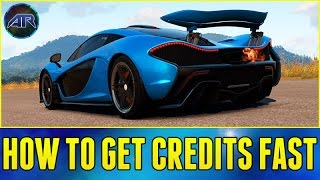 Forza Horizon 2 : HOW TO GET MONEY FAST!!! (1080p)