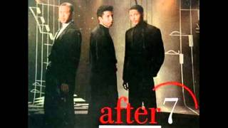 After 7 - One Night (with lyrics) - HD