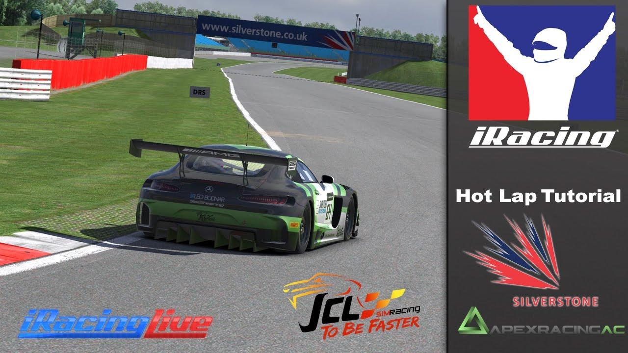 Apex Racing Academy - Basic Hot Lap Tutorial - Silverstone ...