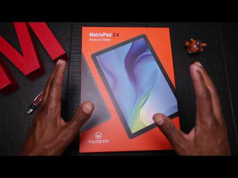 MatrixPad Z4 Best Android Tablet Under $100