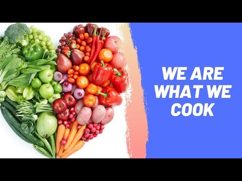 We Are What We Cook