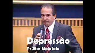 TODO MUNDO DEVERIA ASSISTIR ESTA PREGAÇÃO DEPRESSÃO!!!!! PR SILAS MALAFAIA