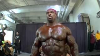 ronnie coleman jay cutler اكبر جسم في العالم اقوى رجل