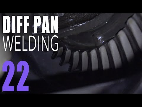 // Car Detailing, Diff Pan Welding, The Conor Pass, Sheet Me
