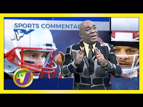 NFL Super Bowl 55 | TVJ Sports Commentary