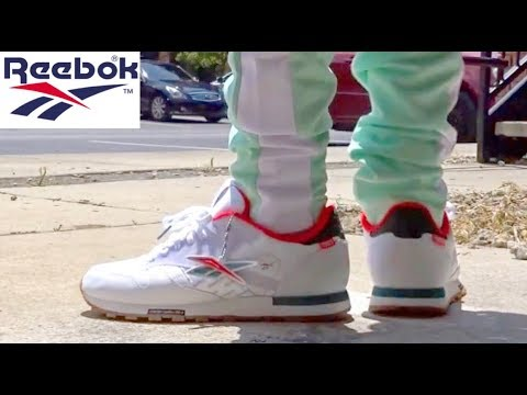 b87c2619bfd Reebok Classic Leather Altered - YouTube