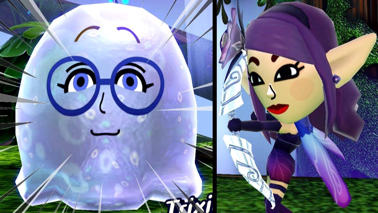 Super Mario Miitopia - Mischievous Witch Slime BOSS BATTLE (Switch)