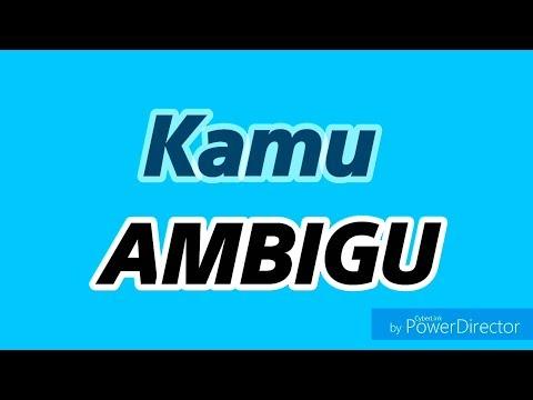 Hifdzikhoir - Ambigu (Instrumen + Lyrics) {Karaoke Version}