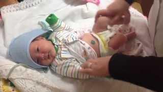 Массаж для новорожденного. Всем мамам смотреть, очень полезно!