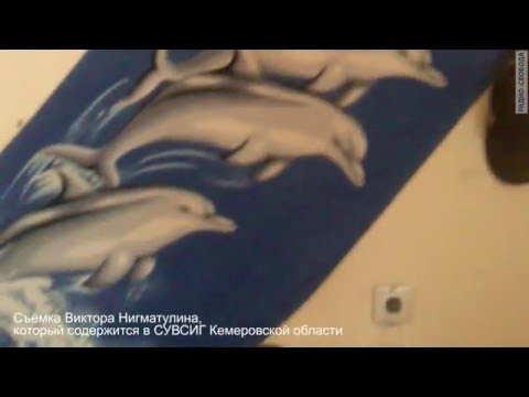 Интерьеры СУВСИГ УФМС РФ по Кемеровской области