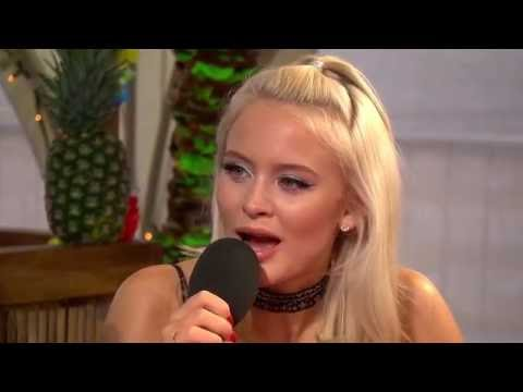 Zara Larsson - Lush Life + Interview - Live @ V Festival 2016 [HD-HQ]