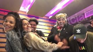 Dee Espinal x Rossy la Tsunami - Llegan Los Haters Prod By. Dj Mostwanted VIDEO NO OFICIAL