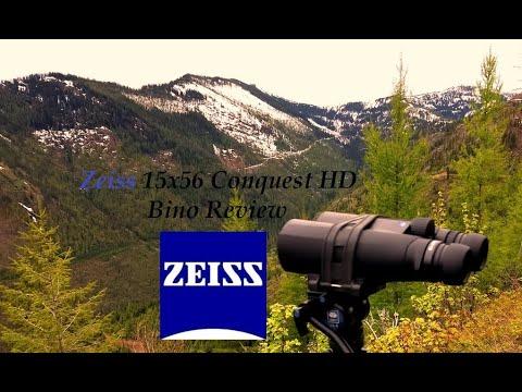 Zeiss Conquest HD 15X56 Binocular Review