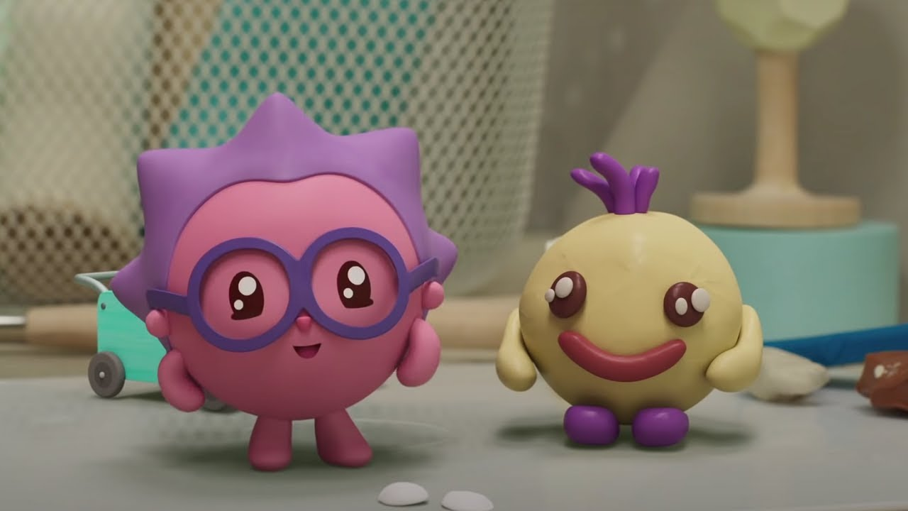 Малышарики – Дуду - 202 серия - Новые серии - Мультики 2021 для малышей