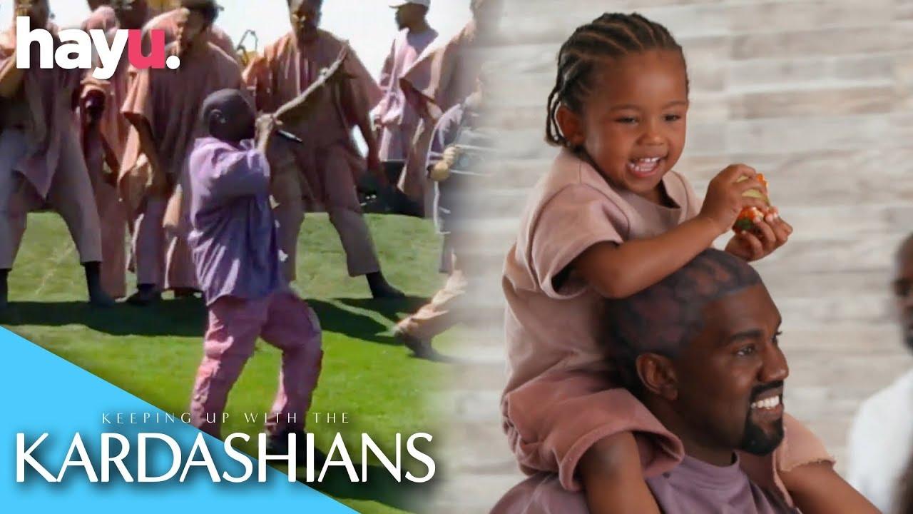Easter Sunday With The Kardashians | Season 17 | Keeping Up With The Kardashians