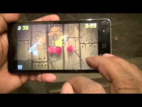 Intex Aqua Power Review Gameplay