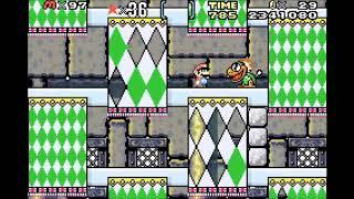 Super Mario World: Super Mario Advance 2- Game Boy Advance FULL RUN (Part 9/Finale)