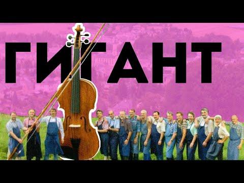 Как называется большая скрипка