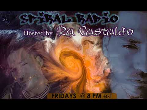Spiral Radio classics : Episode 53 (8/18/17)exclusive interview with Lori Bruno and Ra Castaldo