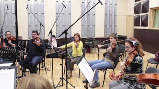 Alex Oh - Decimate : Behind The Scenes of 'Tipping Point' Scoring Session (2019)