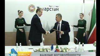 Иркутская область планирует тесно сотрудничать с Татарстаном