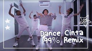 ZARA LEOLA - Dance Cinta 99% Remix