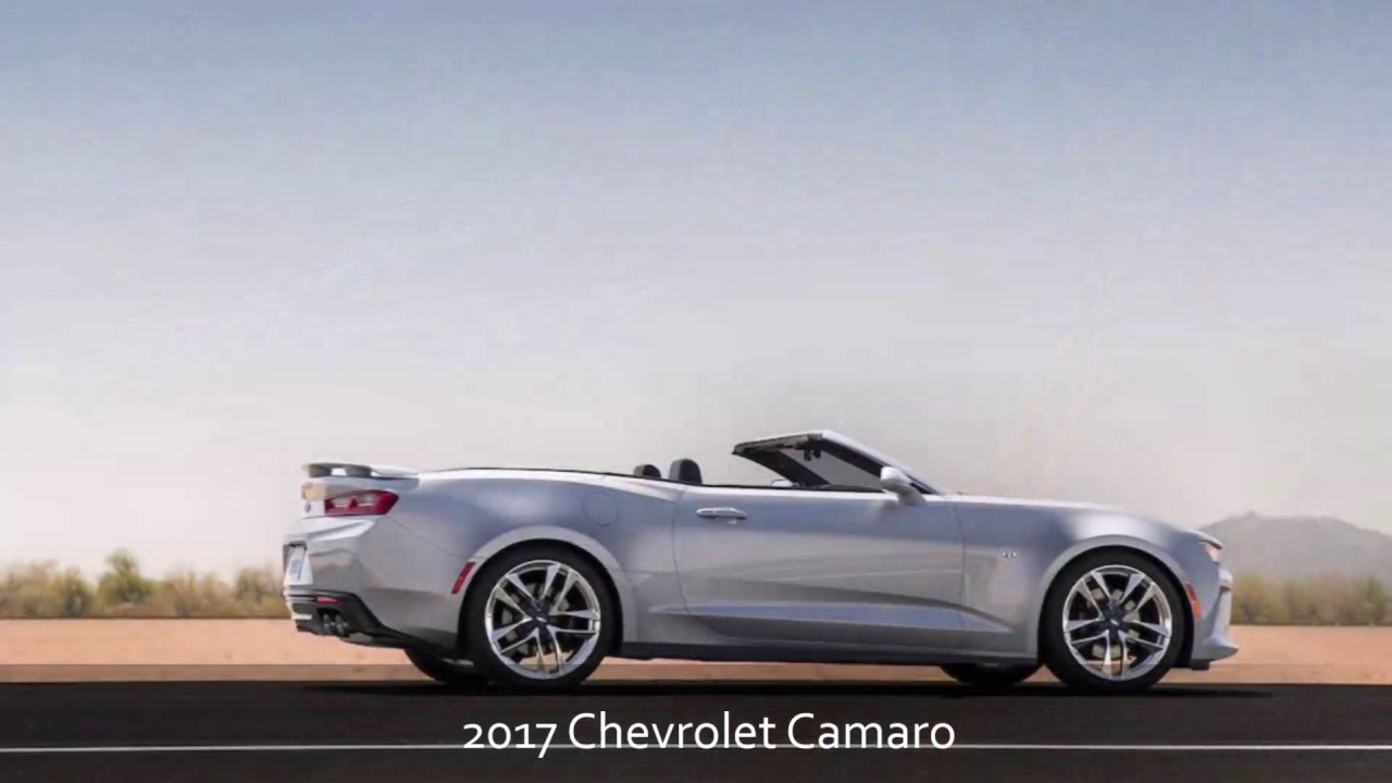 2017 Chevrolet Camaro At Montgomery Chevrolet Serving Louisville, KY!