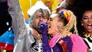 Miley Cyrus Ofrecerá Concierto DESNUDA