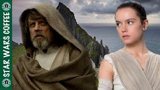 What's Rey Thinking When She Finds Luke on Ahch To