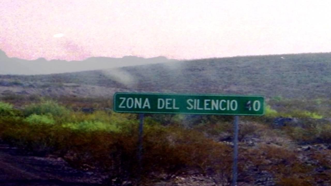 Falas Do Silêncio: A Estranha Zona Do Silêncio