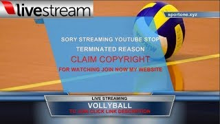 Russia Vs Japan |Volleyball (2018) -Live Stream