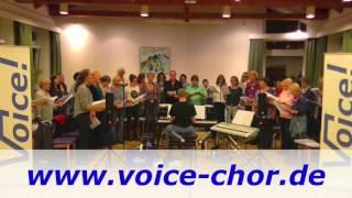Gib mir Sonne 3 -  Rosenstolz - Neue Homepage www.voice-chor.de.rs
