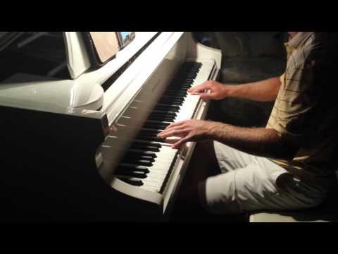 Fallout Boy - Uma Thurman (NEW PIANO COVER)