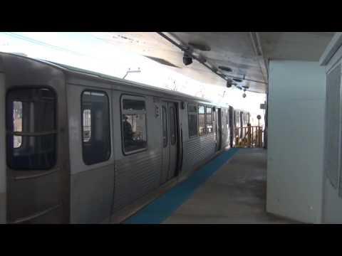 CTA Green Line at Ashland/63rd