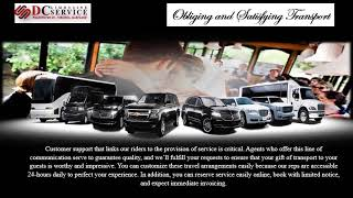 Luxurious Pick Up for Wedding Guests via Wedding Limo Baltimore