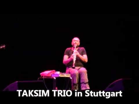 Taksim Trio Live ** multiphonics Festival Theaterhaus Stuttgart