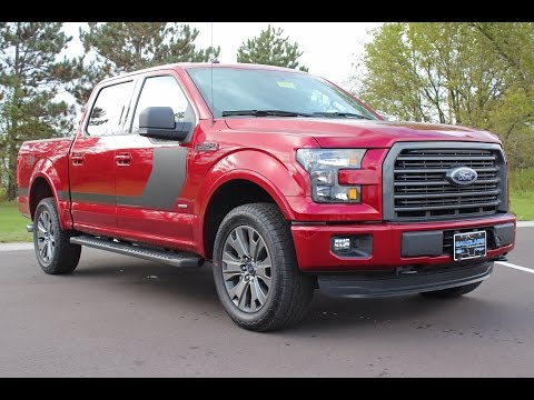 Eau Claire Ford Lincoln Quick Lane Nice News 2016 F 150 Xlt Special Edition Supercrew Cab Ecoboost Fx4 In Wisconsin