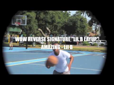 Lil B - NBATV Commercial *MUSIC VIDEO* REAL NBATV X LIL B FOOTAGE LIVE T.V.