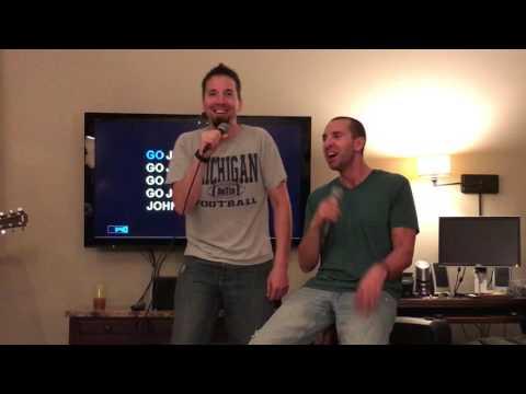 James & Josh Karaoke