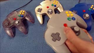 N64 Controller | Hardware Review/Retrospective