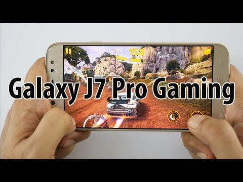 Samsung Galaxy J7 Pro Gaming Review