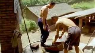China: The Dragon's Ascent: Paper making - short clip